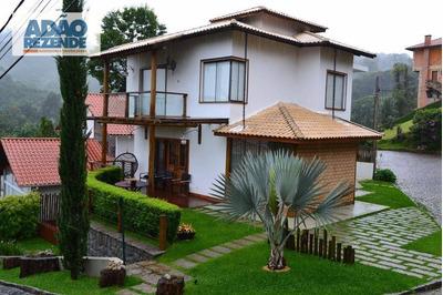 Casa Residencial À Venda, Vargem Grande, Teresópolis - Ca0869. - Ca0869