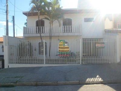 Sobrado Com 4 Dormitórios Para Alugar, 250 M² Por R$ 2.800/mês - Vila Trujillo - Sorocaba/sp - So0064