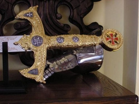 Espada Freemason Maçonaria Maçons Golden Leia Anuncio