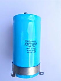 Capacitor Eletrolítico 39000uf/100vdc