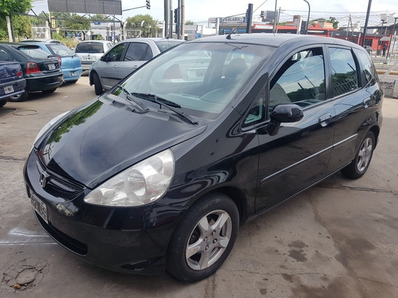 Honda Fit 1.4 Lxl 2007 Full Full Permuto Mayor O Menor Valor