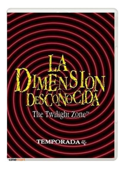 La Dimension Desconocida Cuarta Temporada 4 Serie Dvd (60
