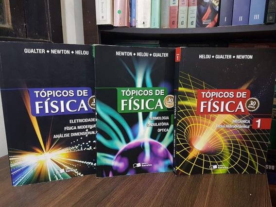 Ime Ita Tópicos De Física 3 Volumes
