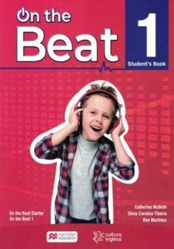 Imagem 1 de 1 de Cultura Inglesa - On The Beat 1 - Student's Book