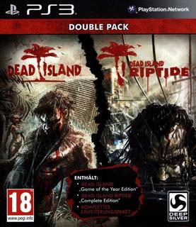 Pack Dead Island Guty + Riptide Complete Edicion Ps3