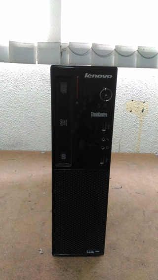 Cpu I3 Lenovo Thinkcentre Mt-m 10au - 0094br - Hd 500gb
