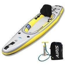 Imagen 1 de 8 de Kayak Inflable Americano Walker Bay Mochila Inflador Parches