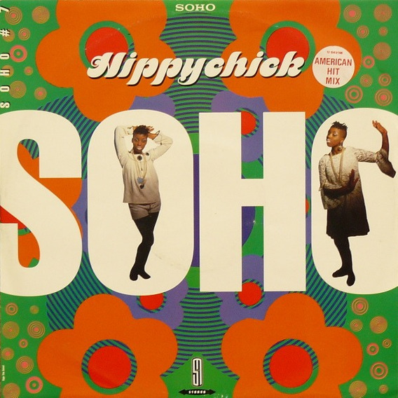 12 Inch Soho - Hippychick