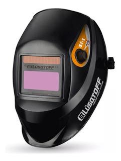 Mascara Para Soldar Careta Fotosensible St-1 Lusqtoff