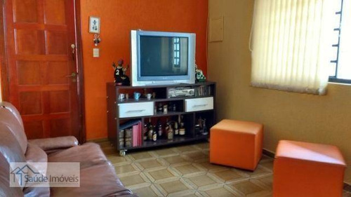 Casa Térrea Próximo Ao Metrô São Judas - Ca0115