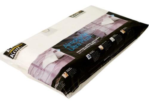 Imagen 1 de 2 de Almohada King Koil Ultra Plush 70x40 Cm Envíos Gratis