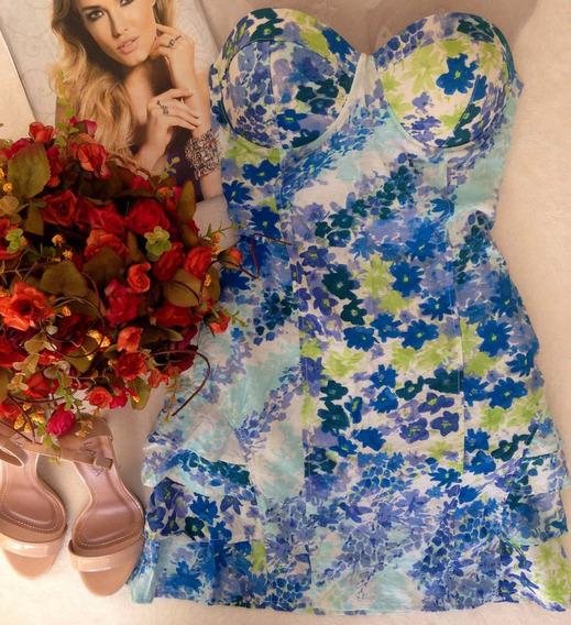 Vestido Floral Babadinho M