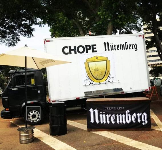 Beer Truck Vw 8150 2003 Chopeira Stambeer