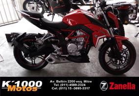 Zanella Rz3 Naked 250 Nueva Full Ahora12 Prest Personal 2017