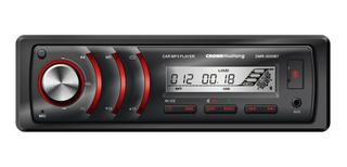 Estéreo para auto Crown Mustang DMR 3000BT