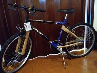 Bicicleta Liberty Rodado 26 Lbt Incahuasi 18 Cambios Oferta