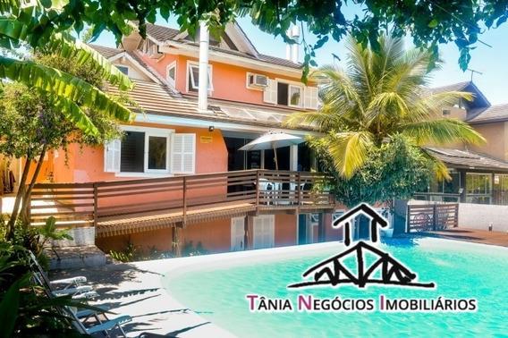 Linda Casa De Praia Praia Mole Florianópolis Ate 15 Pessoas - 063-2017