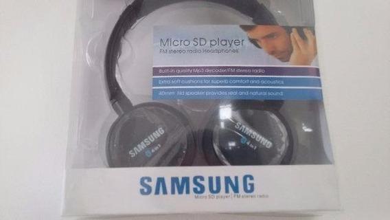 Headphone Bluetooth Samsung 4 Em 1