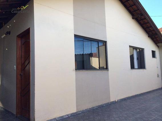 Casa Residencial À Venda, Jardim Alto Dos Ypês, Mogi Guaçu. - Ca0015