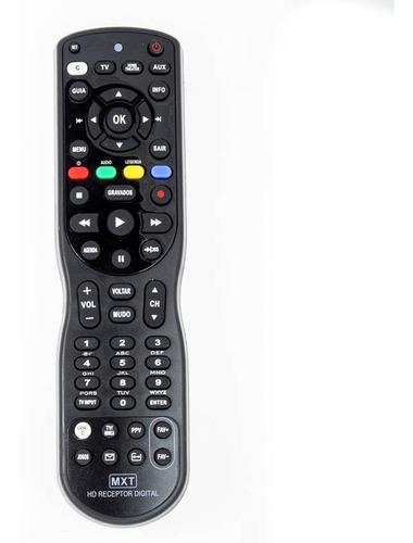 Controle Remoto Claro Tv Kit 03 Controles