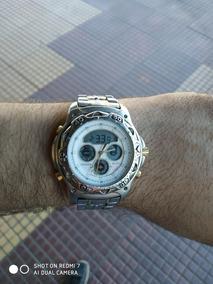 Citizen Promaster C440 Aço Original Fundo Branco Anadigi
