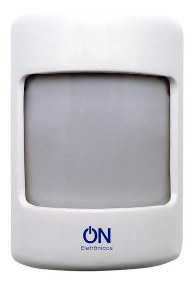 Sensor De Presença Sem Fio On Eletrônicos Guardião Lite-043