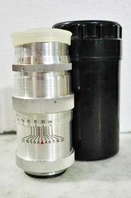 Objetiva 135mm Jupiter F 4.0 - Estoque De Loja Russa