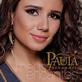 Cd Paula Fernandes Meus Encantos - Original Frete 10 Reais