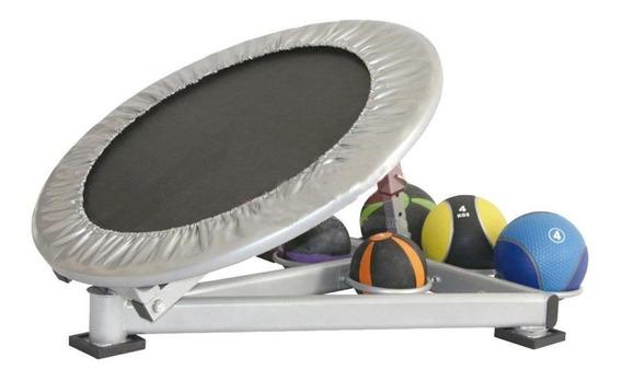Trampolim Para Medicine Ball Crossfit Treino Funcional Wct F