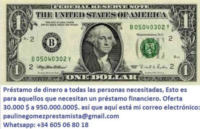 Préstamo Personal Whatsapp:+549 3826 432324
