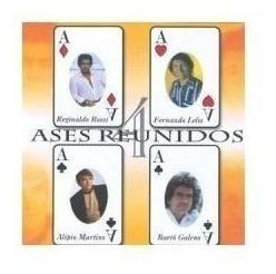 Cd 4 Ases Reunidos (reginaldo Rossi/bartô Galeno)