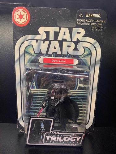 Star Wars Hasbro Otc 3.75 Darth Vader Rotj Nuevo !!
