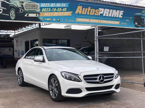 Imagen 1 de 15 de Mercedes-benz Clase C 2.0 200 Cgi Sport At 2016