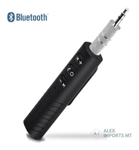 Receptor Usb Bluetooth Áudio Estéreo Adaptador Conversor Cba