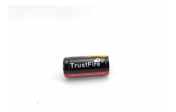 Bateria Recarregável Trust-fire 3.7v 880mah - 16340