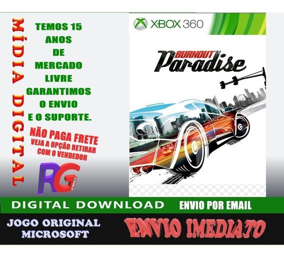 Burnout Paradise Xbox 360 - Video Games no Mercado Livre Brasil