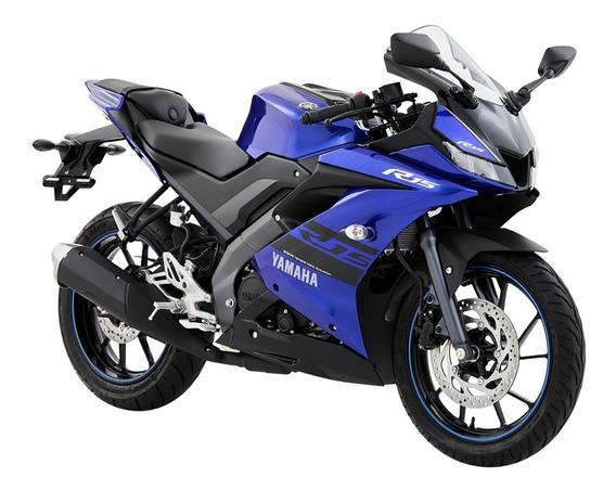 Moto Yamaha R15 2020