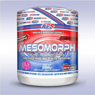 Pre Treino Mesomorph 388g Aps Importado Eua Pronta Entrega