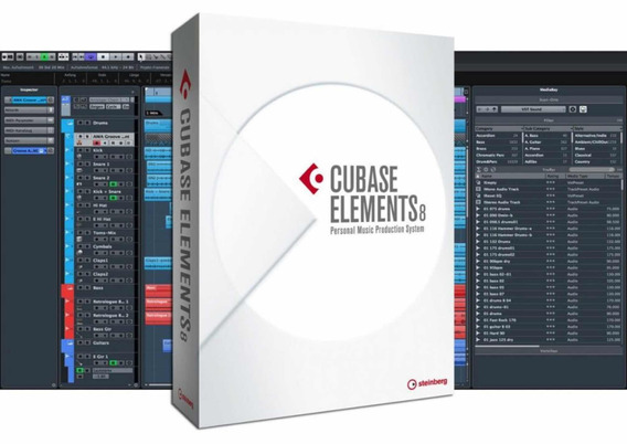 Cubase 8 Elements Para Mac