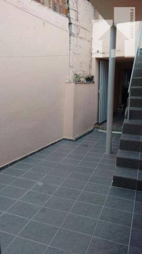 Casa Residencial À Venda, Vila Rio Branco, Jundiaí - Ca0019. - Ca0019