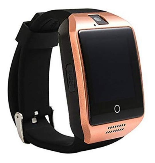 Smartwatch Curvo Reloj Inteligente Celular Sim Bluetooth