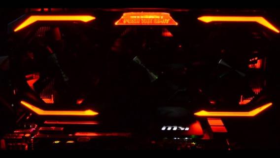 Placa De Vídeo Gtx 1080 Ti Amp Extreme 11gb