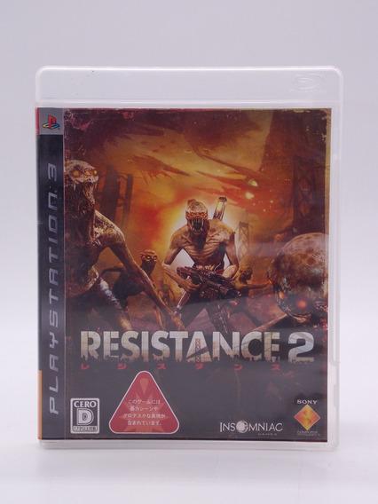 Resistance 2 Play Station 3 Original Mídia Física