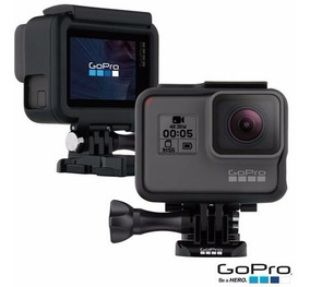 Nf Gopro Hero 5 Black Original Lacrada +caixa Estanque