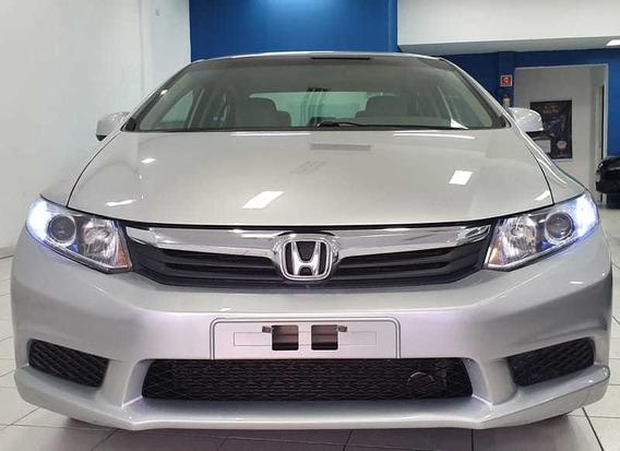 Honda Civic 1.8 Lxs 16v Flex 4p Manual 2014
