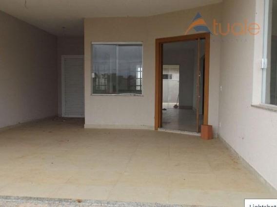 Casa Com 3 Dormitórios À Venda, 150 M² Por R$ 590.000,00 - Real Park - Sumaré/sp - Ca2861
