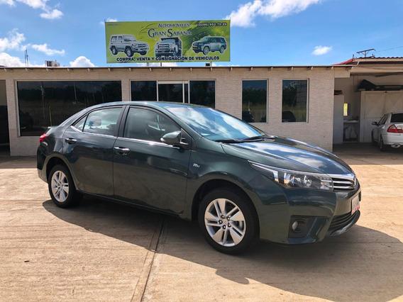 Toyota Corolla - 2015 Gli Sincronico 2.0