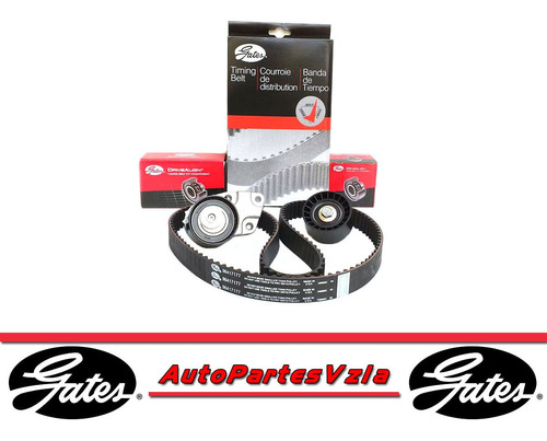 Kit De Correa De Tiempo Aveo Original Gates