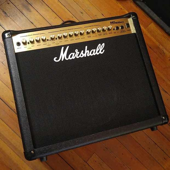 Marshall Mg100dfx (sem Footswitch) Amp