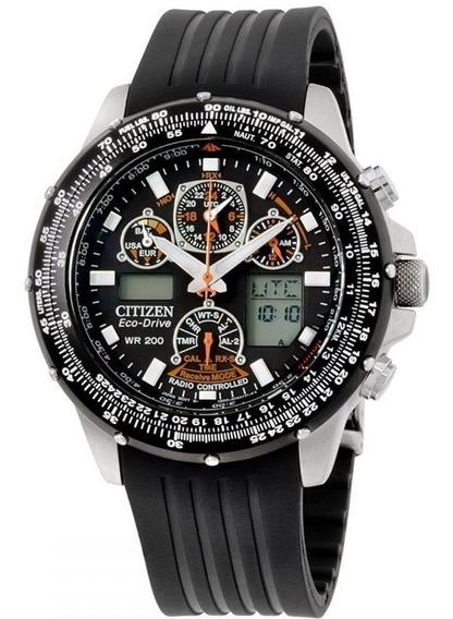 Relógio Skyhawk Rádiocontrol Tz10039j /jy0001-00e - Citizen